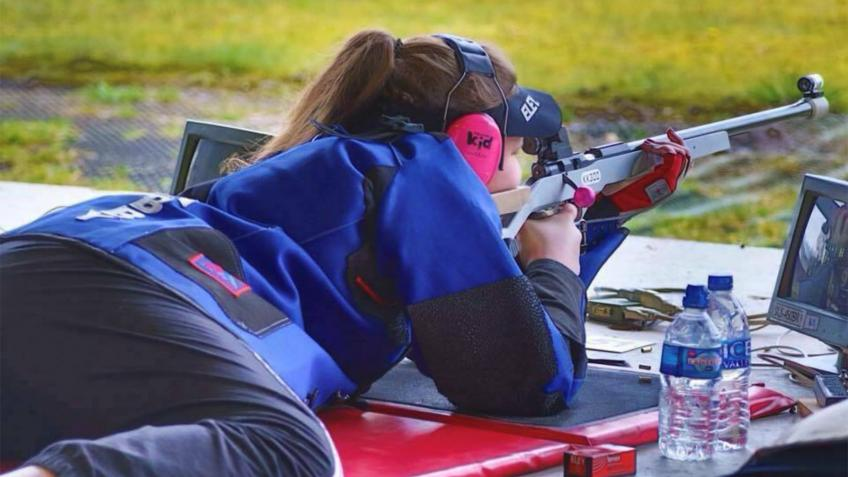 Young Shooter's World Championship Debut