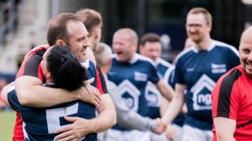 Meinhardt UK Charity Touch Rugby Tournament 2018