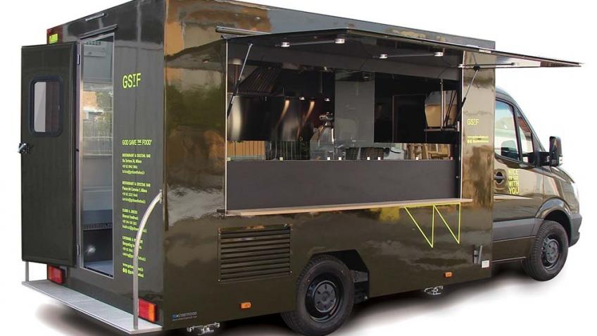 Greek Break mobile restaurant