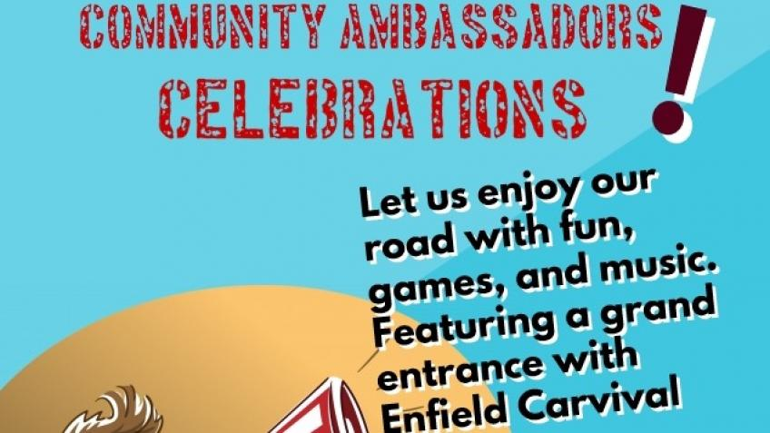 Community Ambassadors Celebration