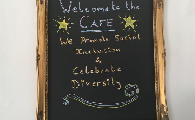 Heart of the park community cafe image