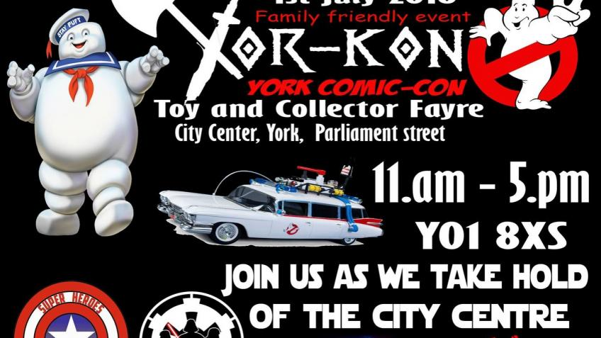 Yor-Kon Summer Toy And Collector Fair 2019