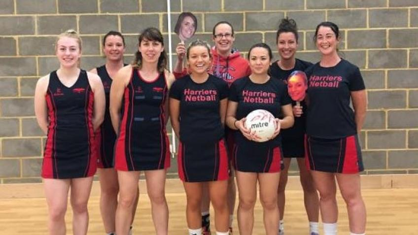 Harriers Ladies Netball Club