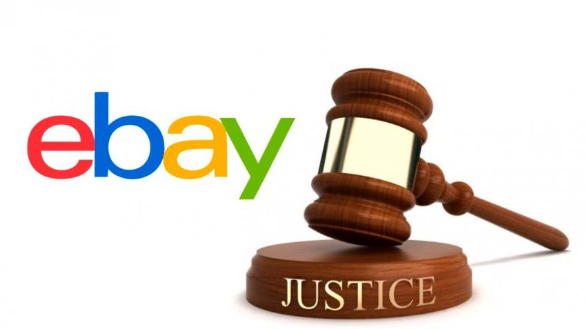Help winning Court case against eBay UK