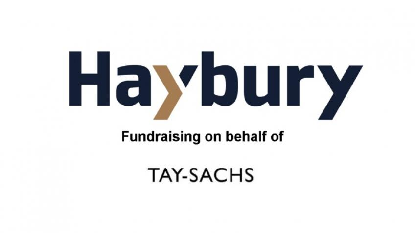 Haybury in support of the Tay sachs community