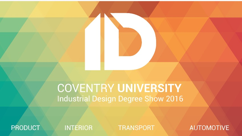 Coventry University Industrial Design Degree Show