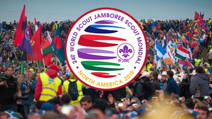 Ruby's World Scout Jamboree Fundraising
