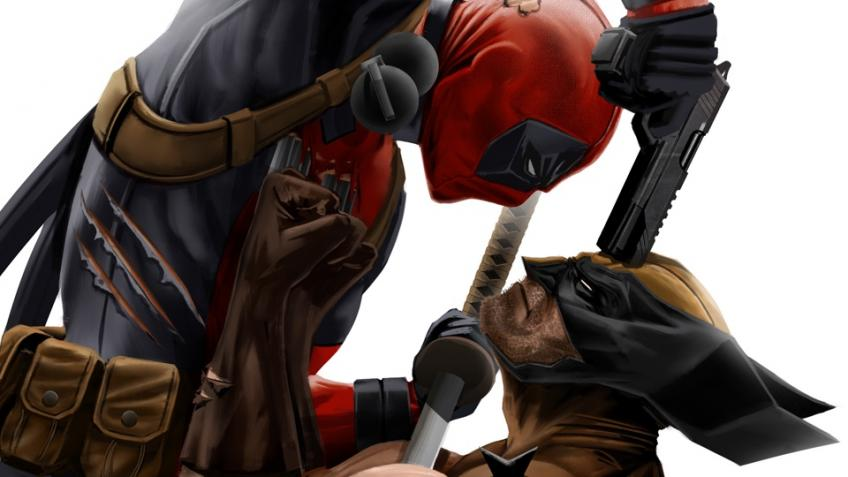 Wolverine vs Deadpool
