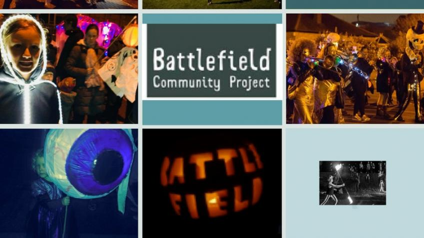Battlefield Community Project Lantern Parade 2018