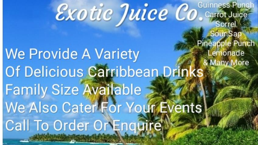 Exotic Juice Co