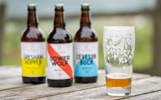 Help titsey brewing co reach new beery heights image