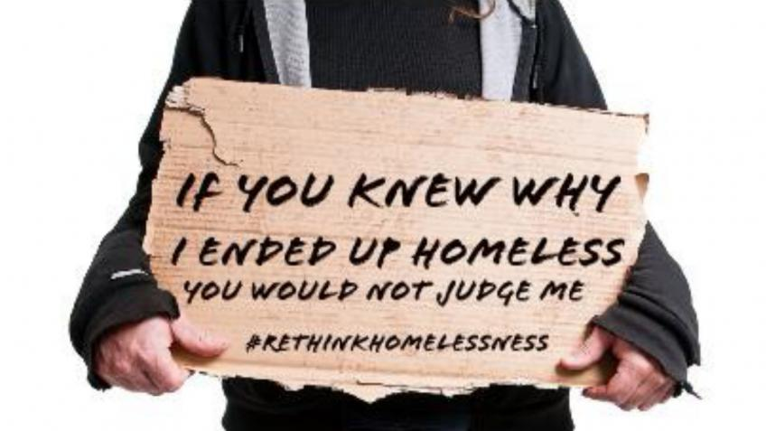 Naomi's Help The Homeless Appeal