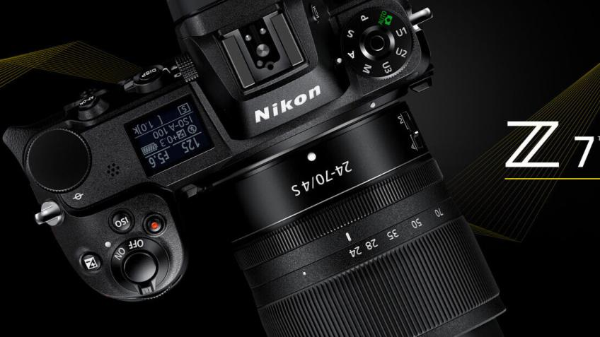 Nikon mirrorless Z7 camera rental (LONDON)