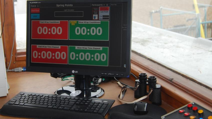 Dinghy Race Management System - The next step