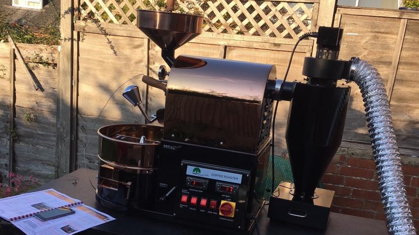 Rockhill Brothers Coffee Roastery A Business Crowdfunding