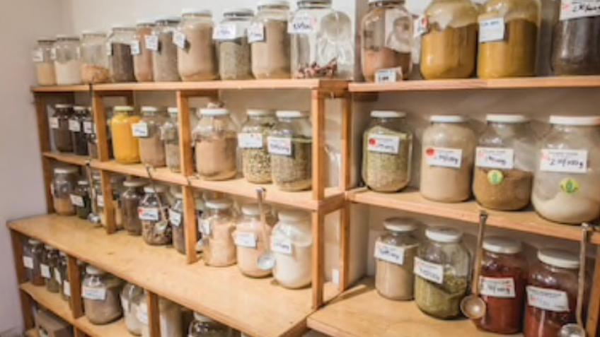 Eco Cumbria zero waste shop in Penrith