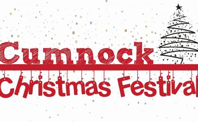 Cumnock christmas festival 2018 image
