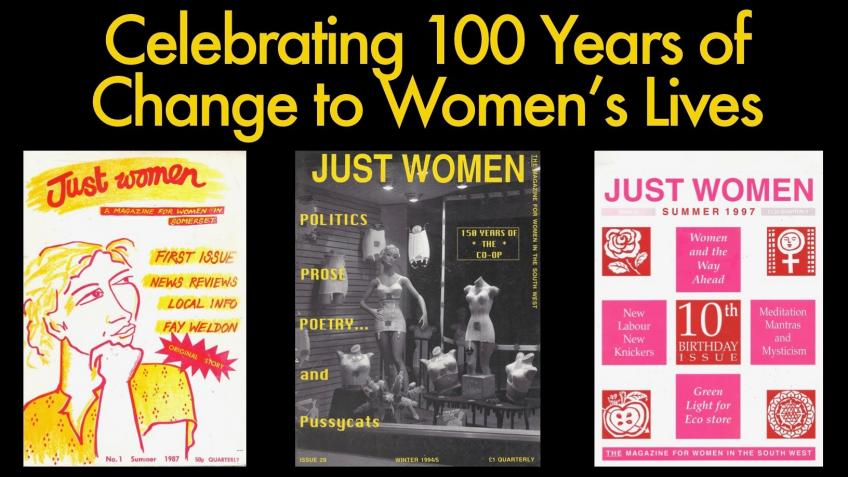 Celebrating 100 Years of Change to Women's Lives