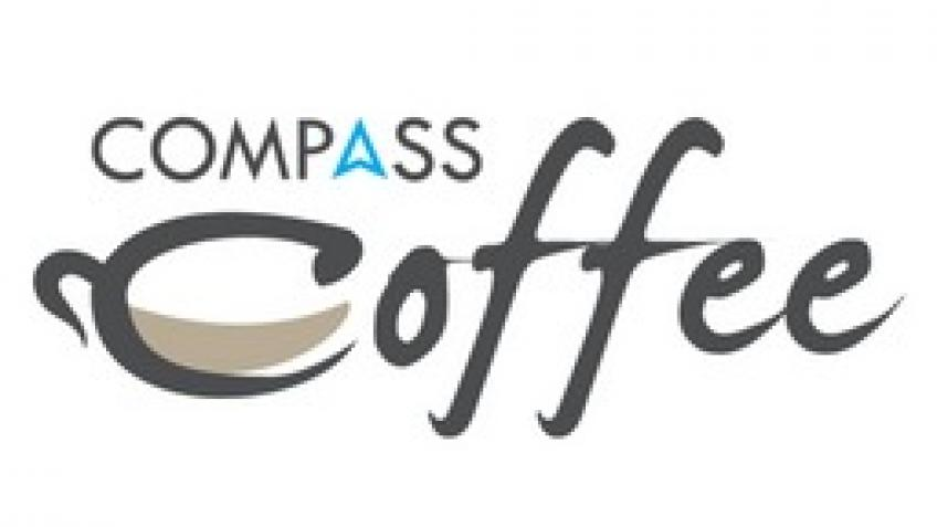 Re-brand Compass Coffee
