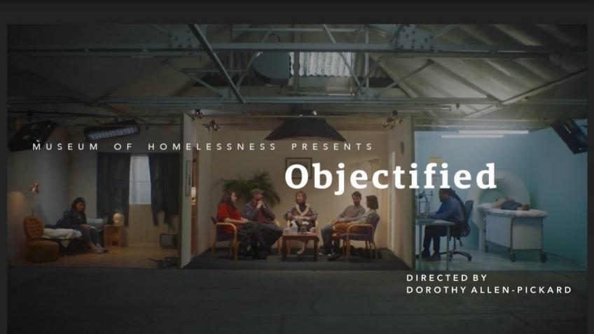 OBJECTIFIED - a short film about homelessness