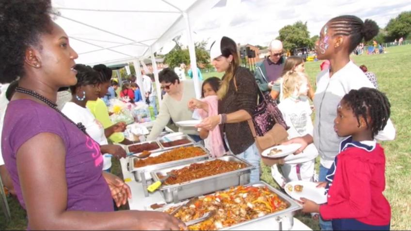 International Food & Cultural Festival and Fun Day