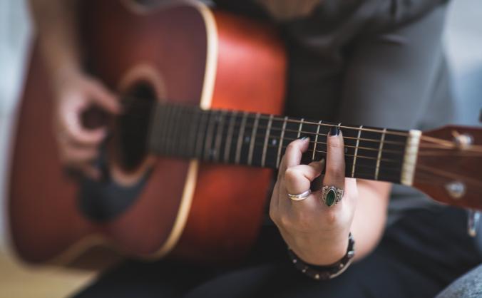 Musical instruments - change lives in prisons image