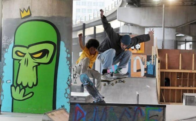 Expand projekts' skatepark - match funded project! image