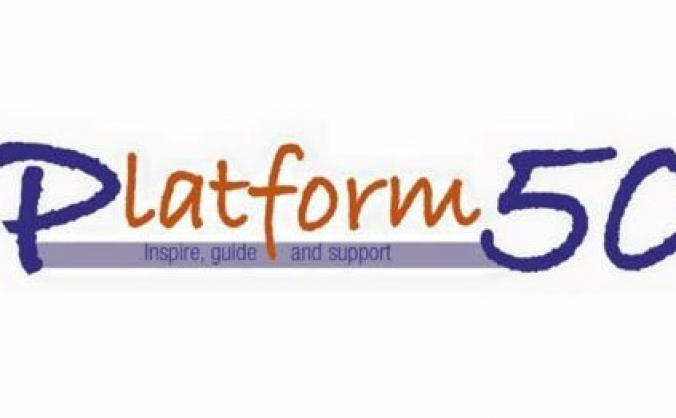 Platform 50 campaign to empower women image