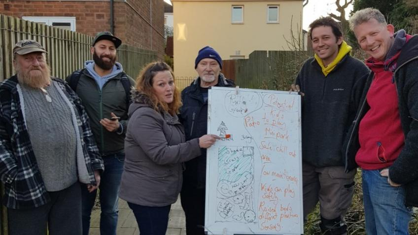 Make It Happen - Rutley Grove Community Garden