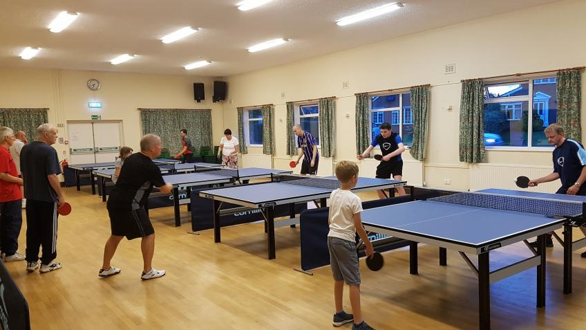 Attract young people into Table Tennis in York