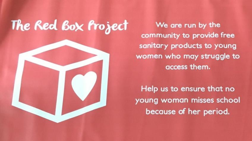 The Red Box Project Lymington & Brockenhurst