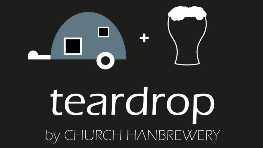 Teardrop Nanopub by Church Hanbrewery