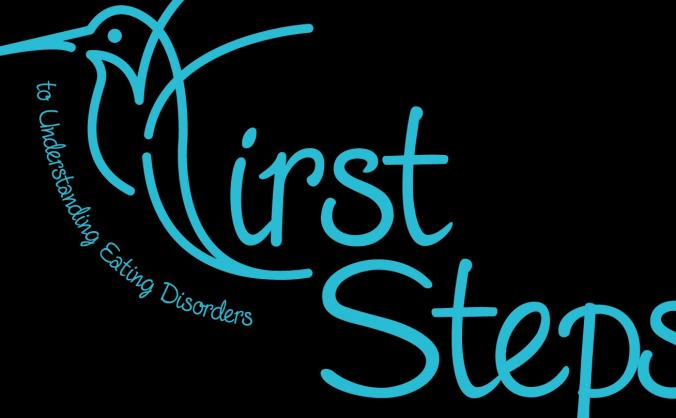 First steps eating disorders on the road image