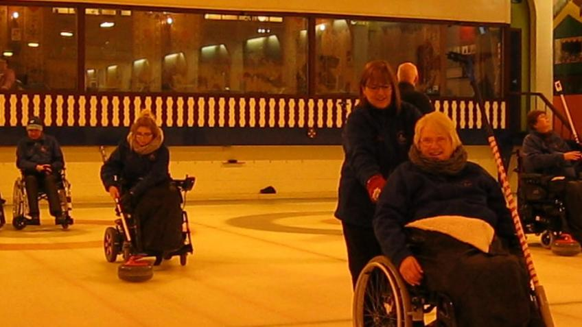 Stranraer Wheelchair Curling