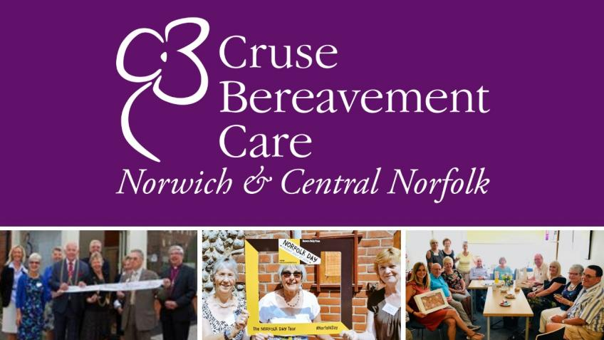 Norwich Cruse Bereavement Support in the Community
