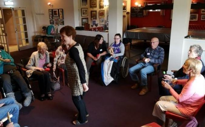 Find your voice singing group wiltshire image