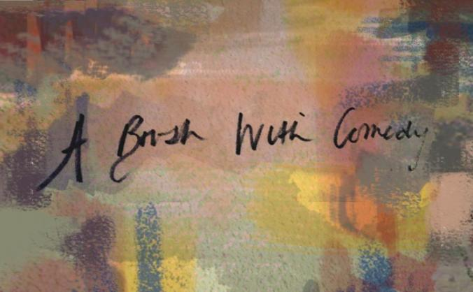 A brush with comedy - documentary short image