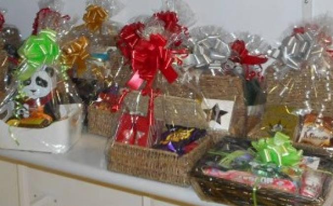 Hampers for hospital- christmas 2018 image