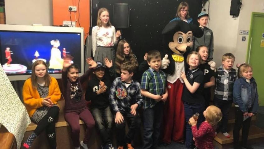 Funtastic Friday's SEND Youth club