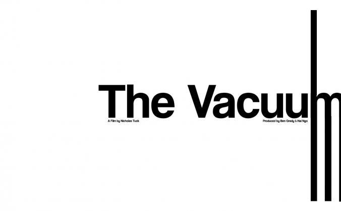 The vacuum | short film image