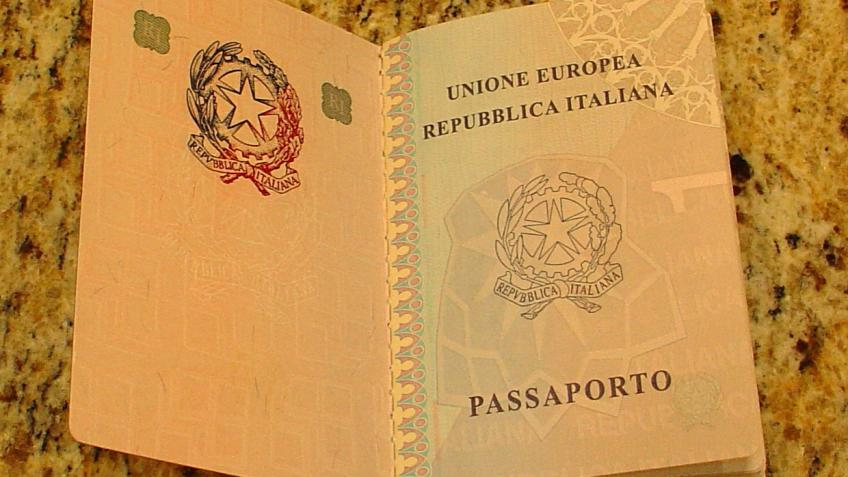 Pepe's passport off the street