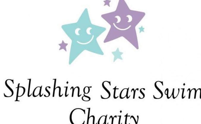 Splashing stars swim charity image