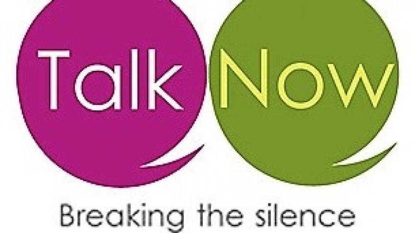 Talk Now for young adults and child survivors