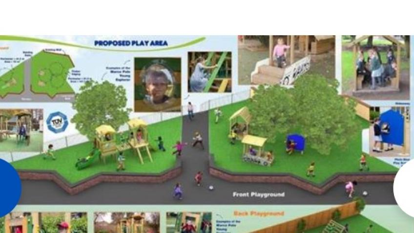 Friends of Staverton School Playground