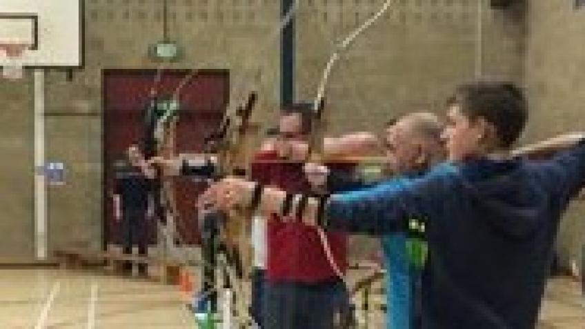 Coach training needed for leith community archers