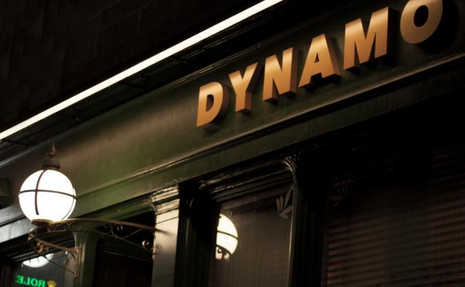 Dynamo - craft beer bar - dundee image