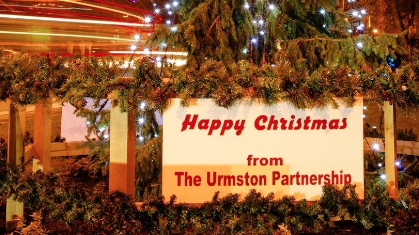 Urmston Christmas Lights