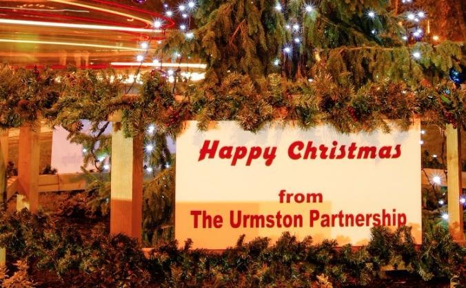 Urmston christmas lights image