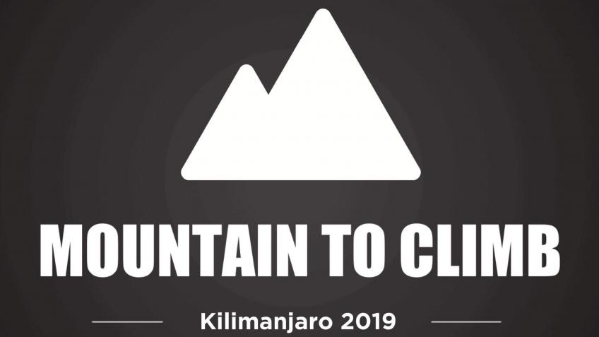 Mountain to Climb - Kilimanjaro 2019
