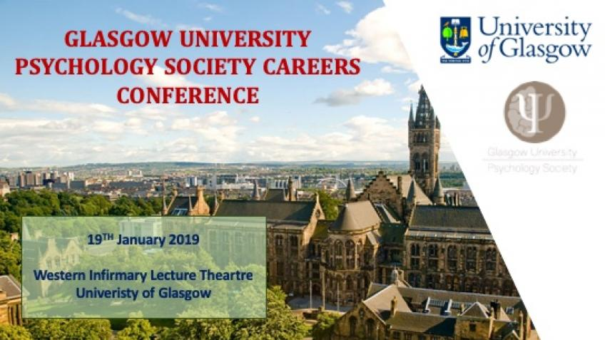 GU Psychology Society Careers Conference